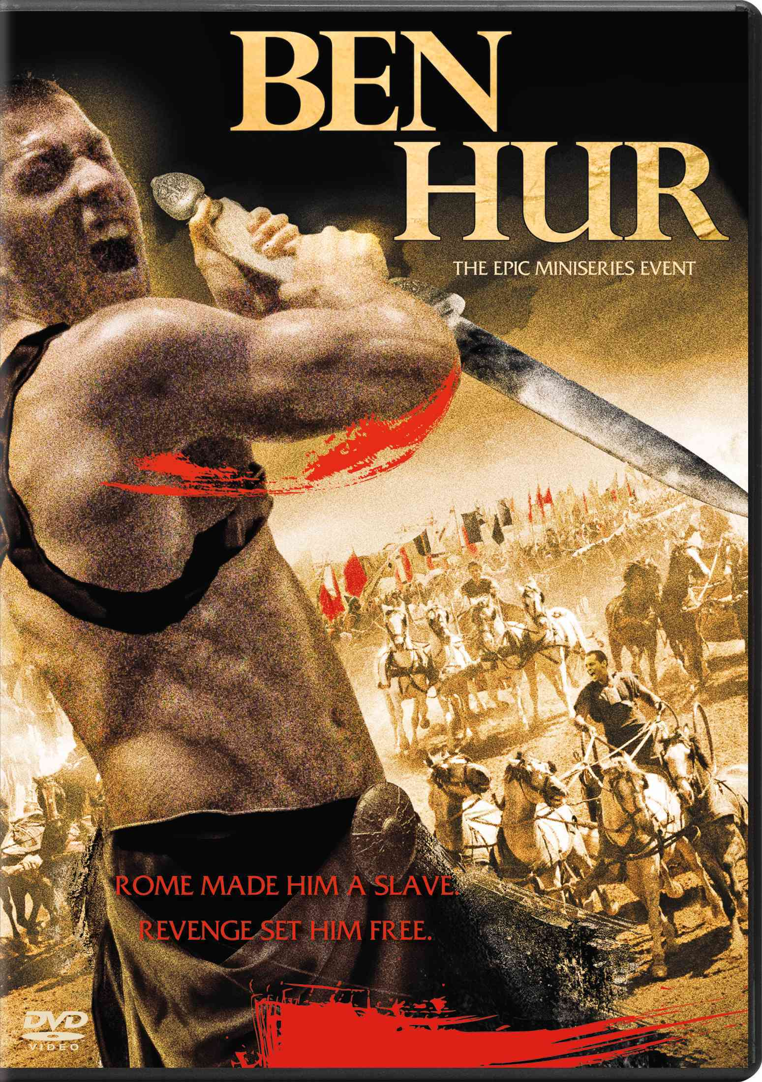 BEN HUR BY MORGAN,JOSEPH (DVD)